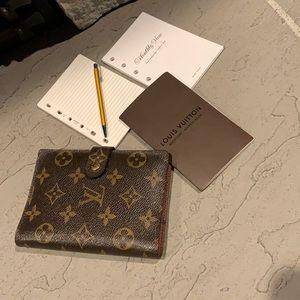 Louis Vuitton Agenda PM Address Book